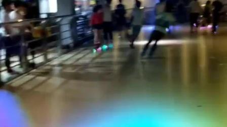 飓风壹号溜冰场高手
