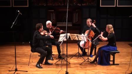 愛德華o班傑明o布瑞頓 : 小調為雙簧管與弦樂三重奏所作的幻想四重奏2