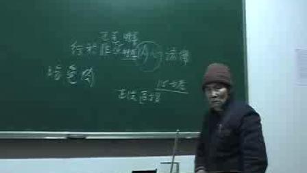 摩诃止观 196 沈仁岩(天台宗佛学院沈老师)20071228