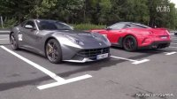 实拍法拉利Ferrari F12berlinetta   Ferrari 599 GTO