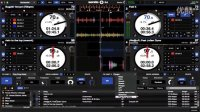 Serato DJ with the Pioneer DDJ-ERGO demo