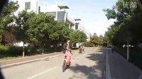 視頻: 倒騎自行車漂移