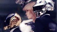 'Give Life BackTo Music'Daft Punk and Karlie Kloss