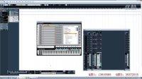 CUBASE5中文教程4-3:利用虚拟键盘录鼓节奏示范