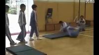 小學四年級體育優質課視頻《前滾翻》_洪老師