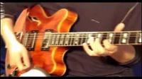 吉他上驚艷的爬格子