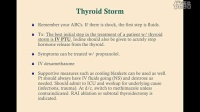 视频: Thyroid Storm