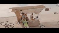大型派对制作Sander van Doorn at Burning Man Festival 2014