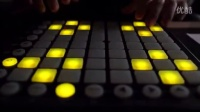 [Light Show] Holdin' On - I See Monsta (Skrillex Remix) - Launchpad