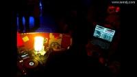 XMAS EVE Party @LOGO DJ Johnson Techno live set IEMDJ