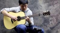 麥杰克 MAGIC SD400 單板民謠吉他