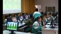 山東省小學信息技術優質課評比《超鏈接-走進牡丹園》教學視頻
