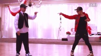 【阿飞】国外牛人机械舞蹈BEAT IT DUBSTEP LIVE - POPPIN JOHN RICARDO WALKER