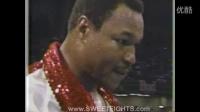 1988-01-22 Mike Tyson vs Larry Holmes (WBC, WBA World & IBF Heavyweight Titles)