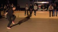 TATSUO vs KAZANE BEST8 HOUSE  SDCJ 2015 STREET DANCE CAMP JAPAN