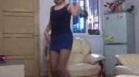 美女如意动感DJ热舞~眉飞了色舞了~_标清_标清