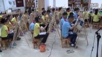 浙美版六年級美術上冊《色彩風景》教學視頻,2014年優質課