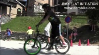 视频: VIDEO 2 TEASER INITIATION BMX FLAT 2016 by ACRO BIKE