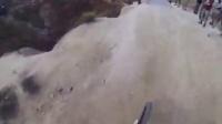 視頻: 牛人速降車賽