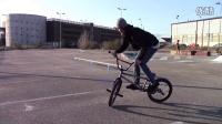 視頻: Venissieux _ Streetgones BMX _ 27.03.16