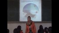 北師大版品德與社會五年級下冊《蔚藍色的地球》教學視頻,2015年鄭州市小學品德優質課大賽