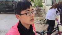 視頻: [關于單車的視頻]見證女神極限運動第一步!一起學習如何定車!