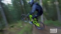視頻: Unreal Zipline Mountain Bike Filming#登山車