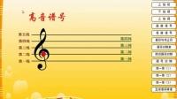 小學音樂《學習五線譜基礎知識(翠北實驗小學柴華)》微課視頻,深圳第二屆微課大賽視頻
