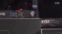 視頻: BMX - Ten Hammers at FISE Denver Semi Finals