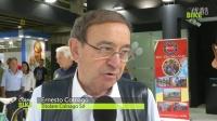 COLNAGO - ERNESTO COLNAGO在2016意大利COSMOBIKE自行車展!