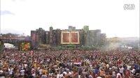 Nicky Romero at Tomorrowland 2012.