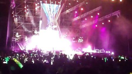 林峰2013廣州演唱會     沖上云霄2主題曲